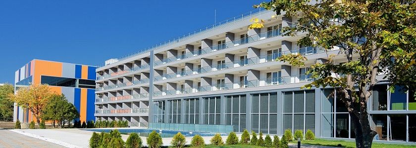 "Extension, upgrade and renovation of the hotel ""Serdika"", village of Kranevo"