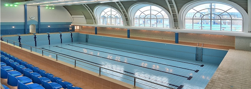 "Reconstruction and modernization of the swimming complex ""Primorski"""