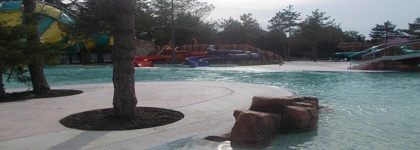 """Aqua park """"Aqua mania"""""""
